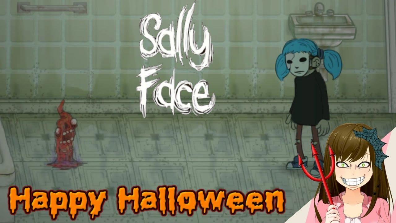 Sally halloween