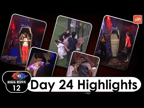 Bigg Boss12 Day 24 | Ep 25 | Full Highlight |Sreesanth Is Out From The Bigg Boss House|YOYO TV Hindi