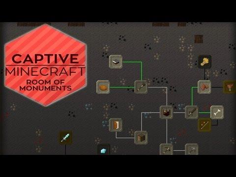 Gramy w Captive II Minecraft cz8 Głębia ziemi