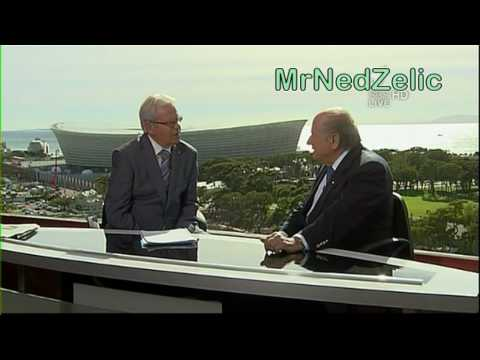 Crazy Sepp Blatter Interview