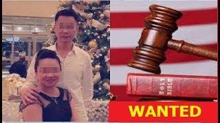 Truy nã cặp vợ chồng Việt kiều Mỹ: CẢNH BÁO GỐC VIỆT