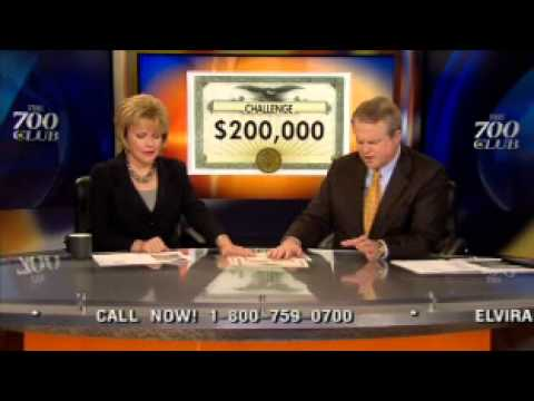 The 700 Club - September 23, 2011 - Cbn video