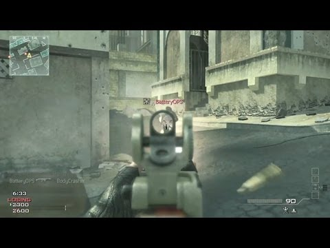 Official Call of Duty: Modern Warfare 3 - Weapon Progression Behind the Scenes Video
