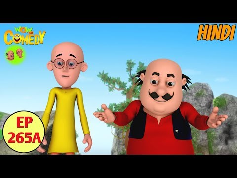 Motu Patlu Cartoon in Hindi | Kids Cartoons | The Rat World | Funny Cartoon Video thumbnail