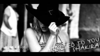 Shakira Addicted To You Audio Version