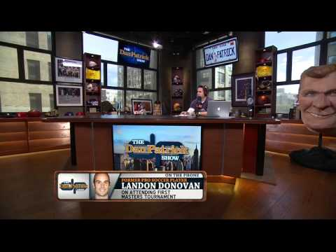 Landon Donovan on the Dan Patrick Show (Full Interview) 4/15/15
