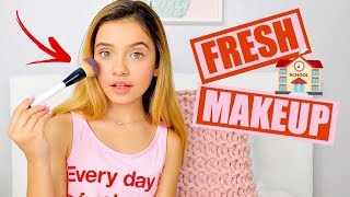 Natural SCHOOL Makeup |  Pretty Everyday Makeup