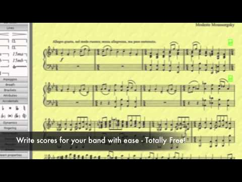 ... song Numbered Musical Notation Preview 2-Free Piano Sheet Music