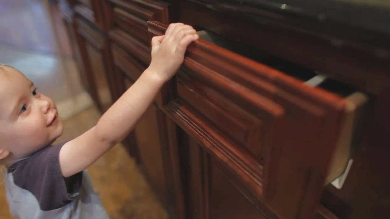 Child Safety For Drawers Child-proofing Drawers