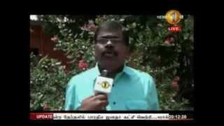 8PM News 1st Prime time Shakthi TV news 19th October 2014