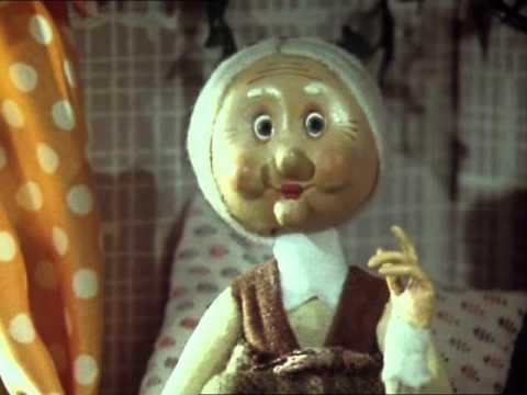 Бабушкин урок (1986) мультфильм смотреть онлайн
