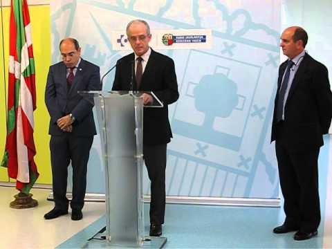 Gernikako ospitaleko kirurjia zerbitzua inauguratu dute