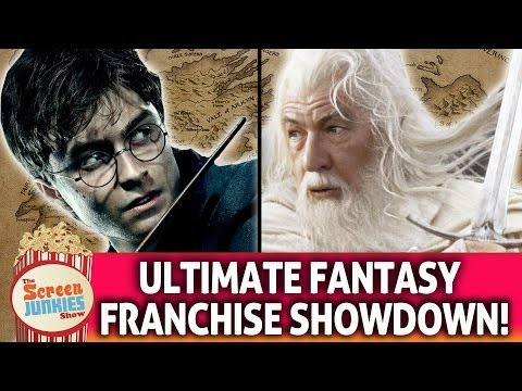 Ultimate Fantasy Franchise Showdown!