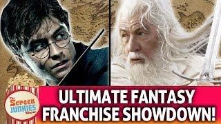 Ultimate Fantasy Franchise Showdown!