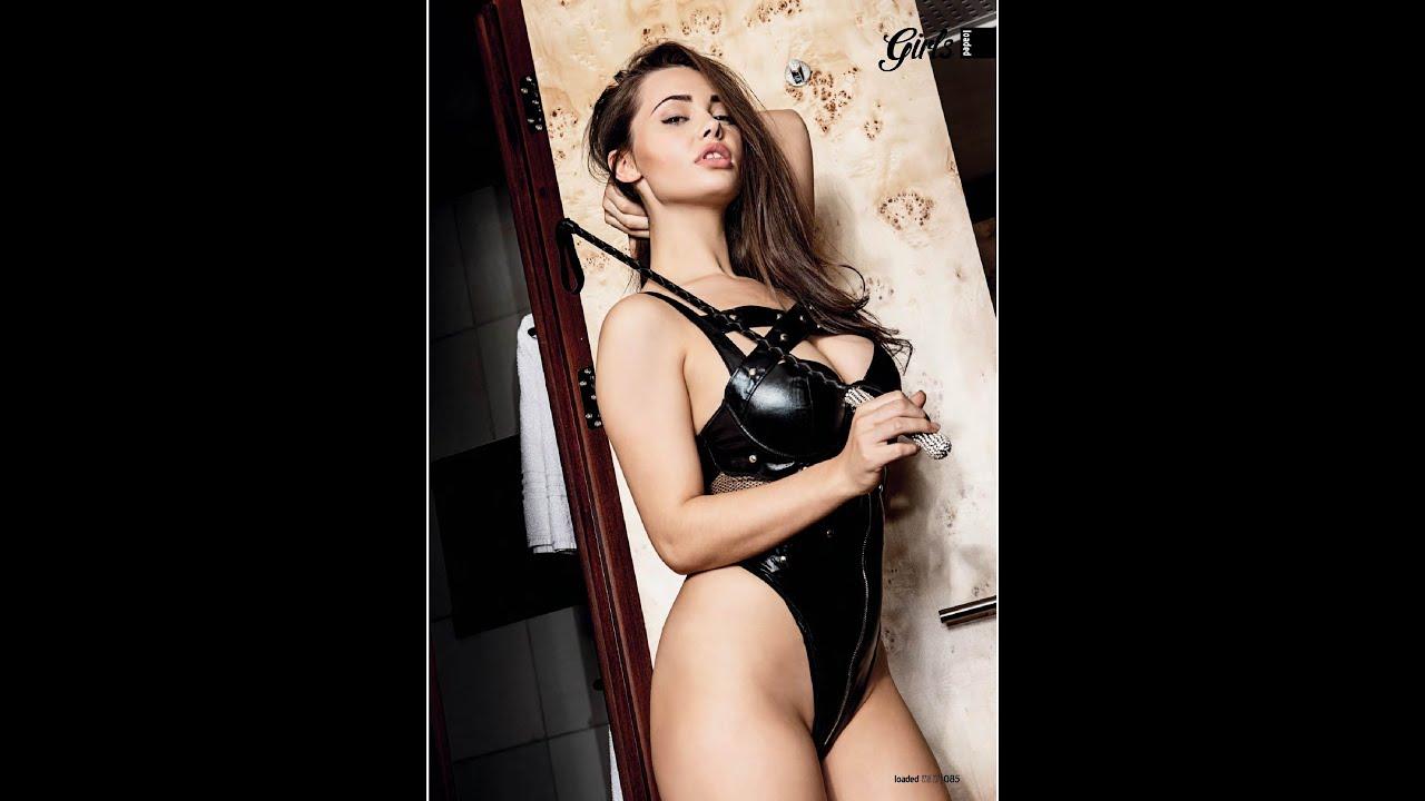 Sexy Dominatrix Lingerie 93