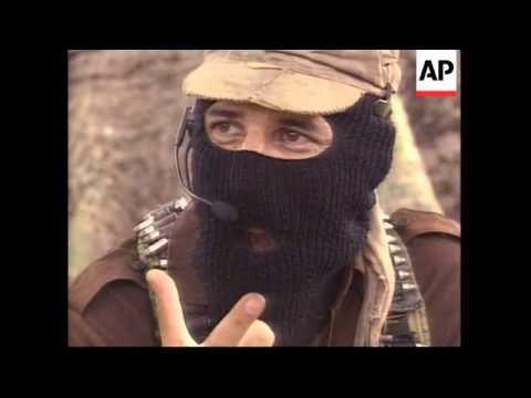 MEXICO: EZLN LEADER SUBCOMANDANTE MARCOS INTERVIEW