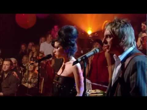 Amy Winehouse at The BBC (official TV Spot Italia)