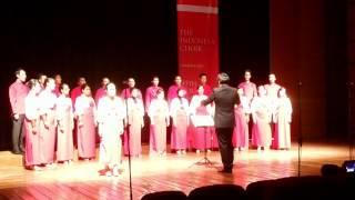 download lagu The Indonesia Choir - Andai Aku Bisa gratis