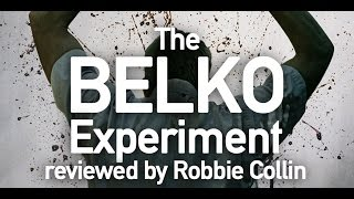 The Belko Experiment reviewed by Robbie Collin