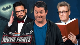 Stoned Fights: Who Should Direct the Batman? (w/ Doug Benson, Greg Proops and Horatio Sanz)