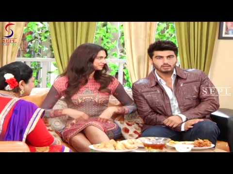 Deepika Padukone Hot Big Milky Bump Caught !! video