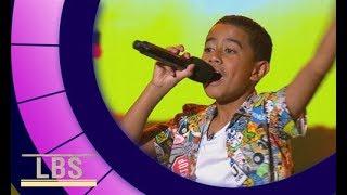 Meet Viral Reggae Artist General Fiyah | Little Big Shots Aus Season 2 Episode 6