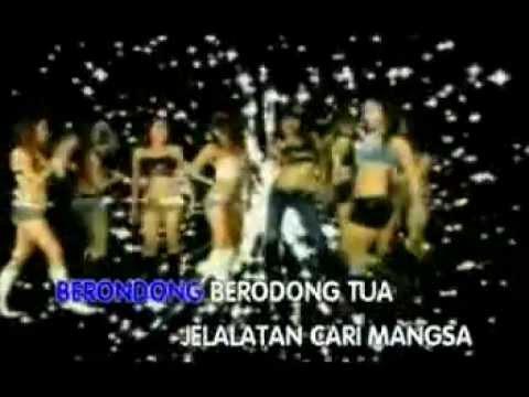 Brondong Tua Karaoke video