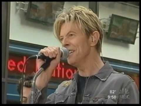 Bowie, David - Never Get Old