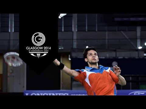 Badminton Finals - Day 11 Highlights Part 2 | Glasgow 2014 video
