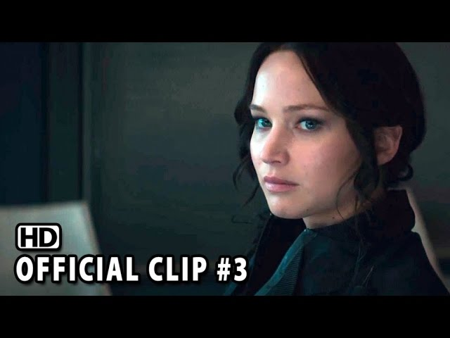THE HUNGER GAMES: MOCKINGJAY Part 1 Official Clip #3 (2014) HD
