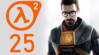 Half-Life 2 playthrough pt25 - MY BAZOOKA!/An OSHA Disaster