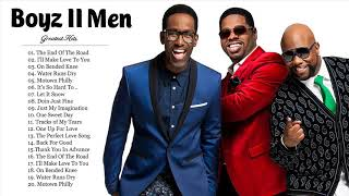Boyz ll Men Greatest Hits New Songs 2019 - Boyz ll Men Best Of Playlist