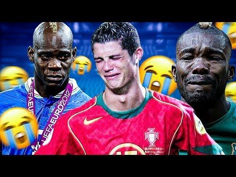 مواقف عنصريه ضد اللاعبين تخليك تبكي 😭