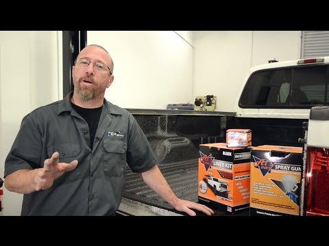 Al's Liner Bed Liner - Presented by Andy's Auto Sport