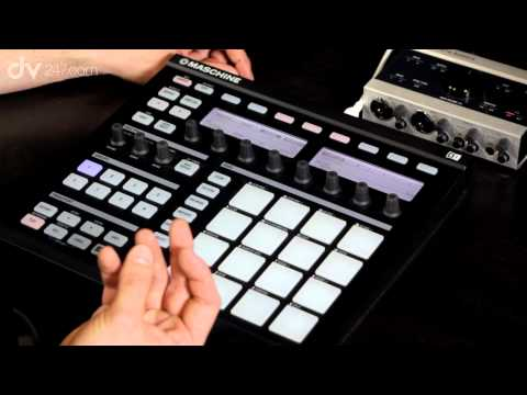 Native Instruments Maschine Tutorial Part 1