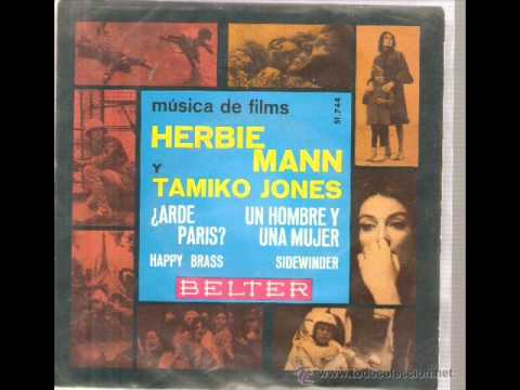 Thumbnail of video Herbie Mann & Tamiko Jones - A Man And A Woman (1967).wmv