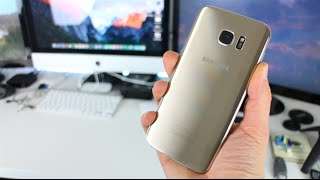 Samsung Galaxy S7 edge - unboxing and quick look