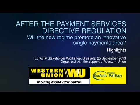 The Payment Services Directive Revision