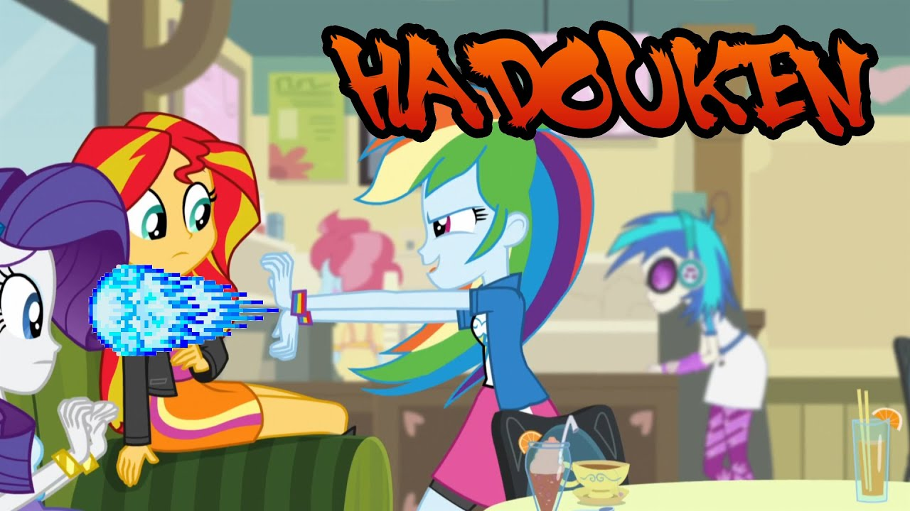 rainbow dash theyll never even know what hit em youtube