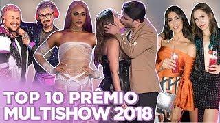 PRÊMIO MULTISHOW 2018: O BEIJO DE ANITTA, OS LOOKS, BASTIDORES... ft. GABBIE FADEL | Foquinha