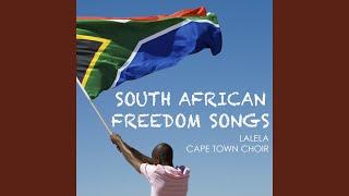 Lalela Cape Town Choir Toyi Toyi