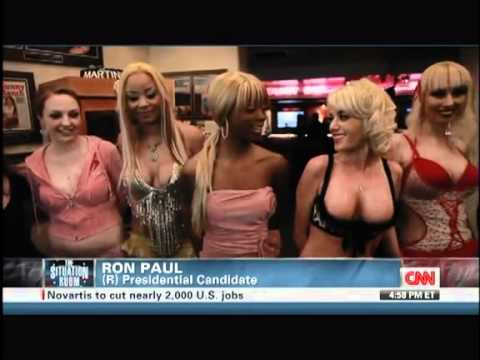 CNN Piece Connects Ron Paul With Prostitution Industry