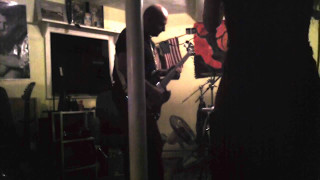 Original Band - TEMUJIN - The Edict - Rehearsai -Very early version of song