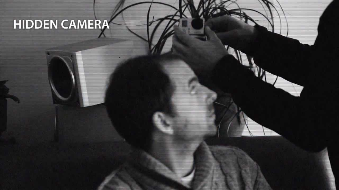 Видео . Hidden Camera Experiment: Would you trust these people with your l