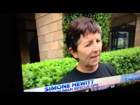 Lennon Bros Circus CH 9 Gold Coast News 28 Feb 2013