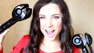Битва Rowenta So Curls VS Babyliss pro Perfect Curl+ КОНКУРС!
