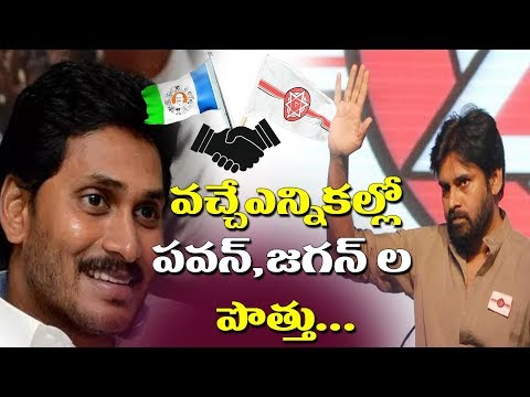 Pawan Kalyan to Support YS Jagan In 2019 Election | Janasena YSRCP Alliance | YCP MP | alo TV