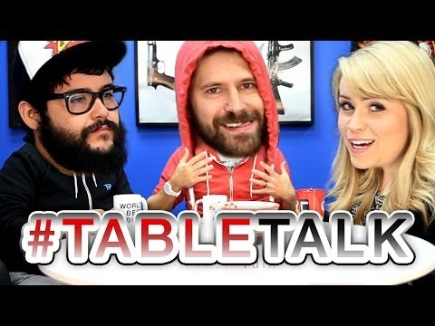 Spankings, Dr. Seuss Porn, and YouTube Crushes - It's #TableTalk!
