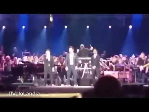 Grande Amore - Il Volo - Plácido en el alma 29/06/2016 subtitles