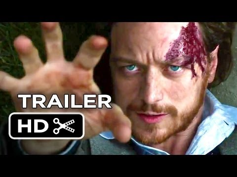 X-Men: Days of Future Past Official Trailer #2 (2014) - Jennifer Lawrence Movie HD